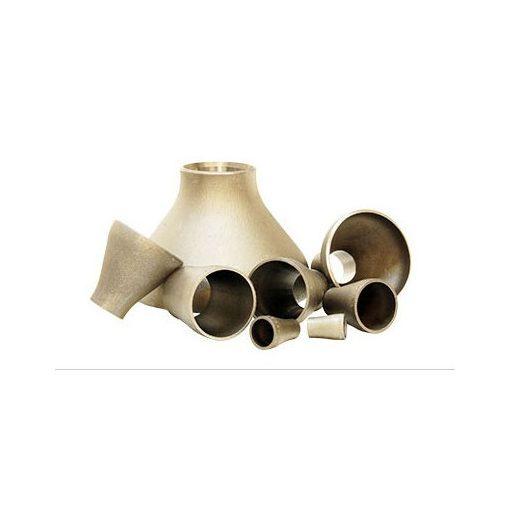 Koncentrikus szűkítő, csőszűkítő 139,7x4,0/76,1x2,9 mm P235GH