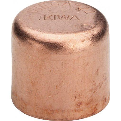 VIEGA forrasztható kupak 15 mm (95301)