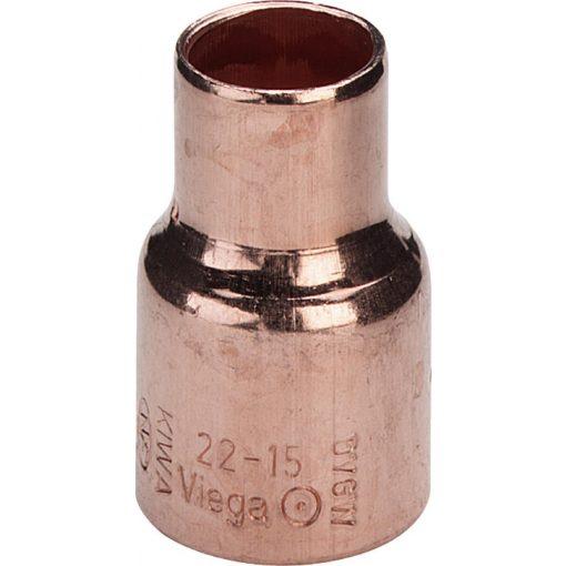 VIEGA forrasztható szűkítő karmantyú 22-15 mm BB (95240)