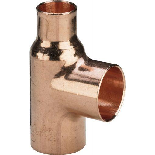 VIEGA forrasztható t-idom 22-22-18 mm (95130)
