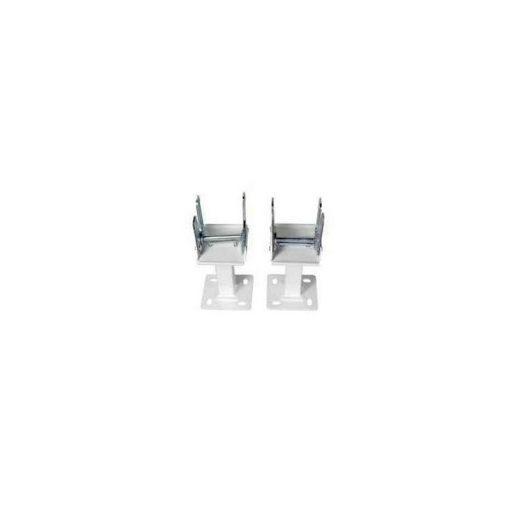 Vogel & Noot radiátorláb T-1 + takarórozetta (22-33)