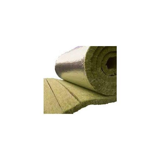 ROCKWOOL LAROCK 32 alufólia kasírozású kőzetgyapot lamell 100 mm