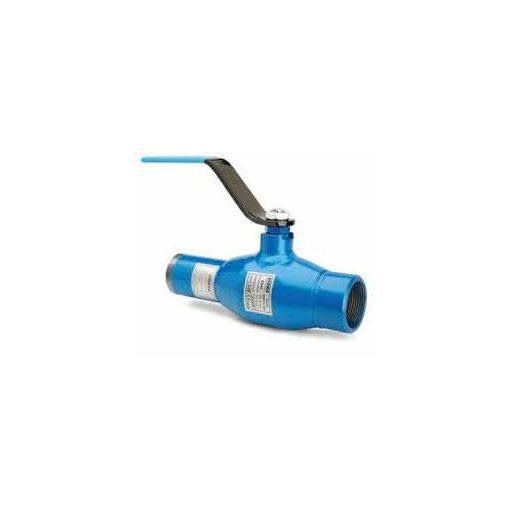 WKC1-GW menetes szénacél gömbcsap, vízre, DN15 PN40