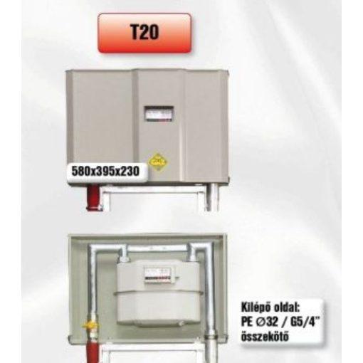 PEROGAZ T20 előkerti mérőállomás